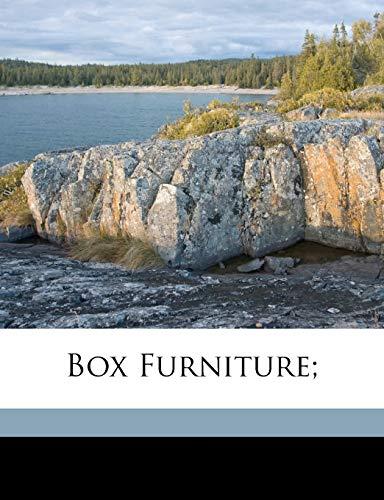 Box Furniture;