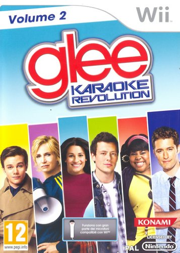 Karaoke revolution Glee vol. 2