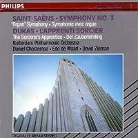 """Symphony 3 """" Organ """" / Sorcerer's Apprenti"""