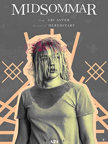 Lionbeen Midsommar Movie Poster Cartel de la Pelicula 70 X 45 cm