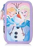 Disney-2700000245 Frozen Plumier, Multicolor, 19 cm (Artesanía Cerdá CD-27-0245)
