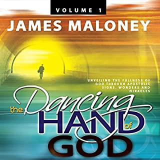 The Dancing Hand of God, Volume 1 cover art