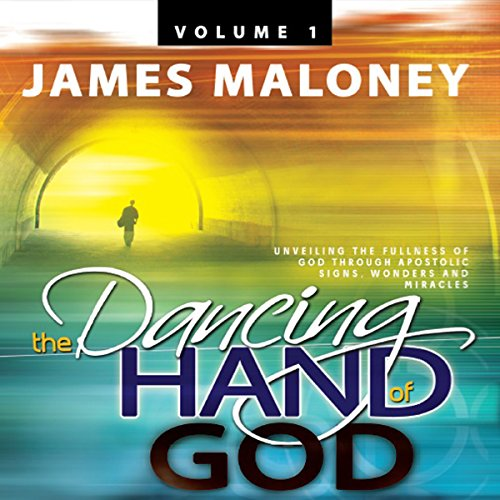 The Dancing Hand of God, Volume 1 Titelbild