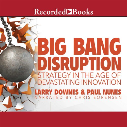 Big Bang Disruption cover art