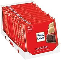 12 xChocolade Reep Ritter Sport Marsepein 100 gram
