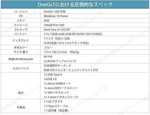 51ZjWTv9RuL-ゲーミングUMPC「OneGx1」の日本モデルがアマゾン等で予約販売開始!