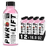 Whey Protein Water Sports Drink by PWR LIFT | Berry...