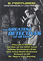 Greatest Detectives of All Time [DVD] [Import]