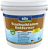 Söll 11786 TeichschlammEntferner - contro il fango biologico, acqua fangosa e cattivi odori nel giardino stagno - 5 kg
