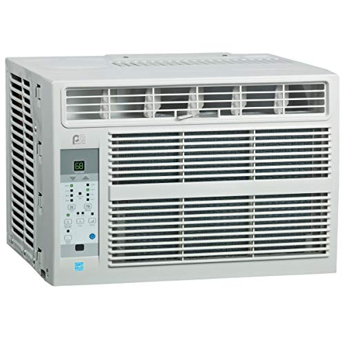Perfect Aire 5,000 BTU 115-Volt Energy Star Window Air Conditioner with Full-Function Remote, Installation Kit, 150 sq. ft.