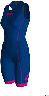 Woman Tri Suit Rear Zip St 2.0-001506