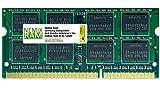 NEMIX RAM 8GB Replacement for Samsung M471B1G73QH0-YK0 DDR3L-1600 SODIMM 2Rx8