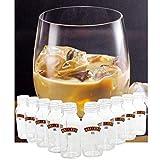 Baileys & Kaffee Mini Milk-Bottle 10er Set Verfeinern Sie ihren Kaffee! inkl. 30 Menükarten ~mn 75...