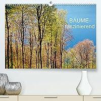 Baeume-faszinierend (Premium, hochwertiger DIN A2 Wandkalender 2022, Kunstdruck in Hochglanz): Fotografien von Baeumen zu verschiedenen Jahreszeiten (Monatskalender, 14 Seiten )