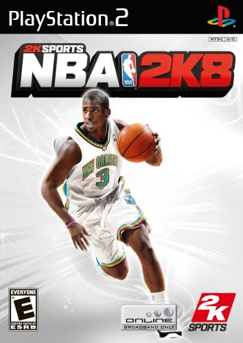 NBA 2K8 - PlayStation 2 by 2K Games