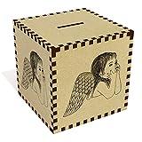 Large 'Baby Angel' Money Box / Piggy Bank (MB00036088)