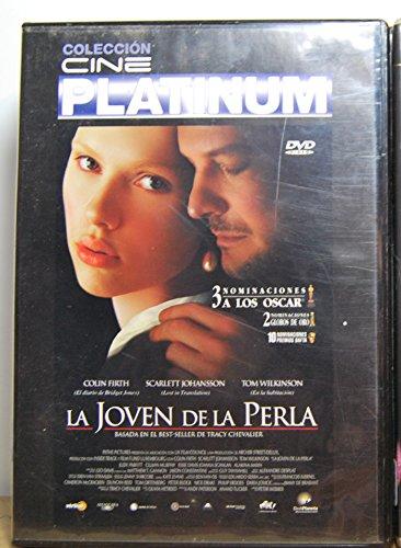 la joven de la perla ( platinum edition )