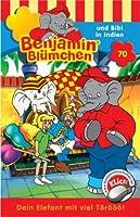 BENJAMIN BLUEMCHEN (FOLGE 70) - B.BLUEMCHEN IN INDIEN (1 CD)