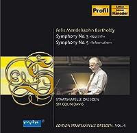 Mendelssohn - Symphonies Nos 3 & 5 (2006-05-25)