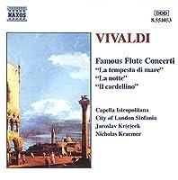 Famous Flute Concertos