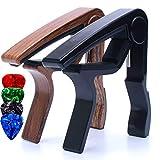 Best Guitar Capos - Capo Guitar Capo Rosewood Color Capo Black Capo Review