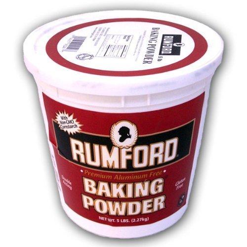 Rumford Rumford Baking Powder (Non Aluminum) - 5 lbs. by Rumford
