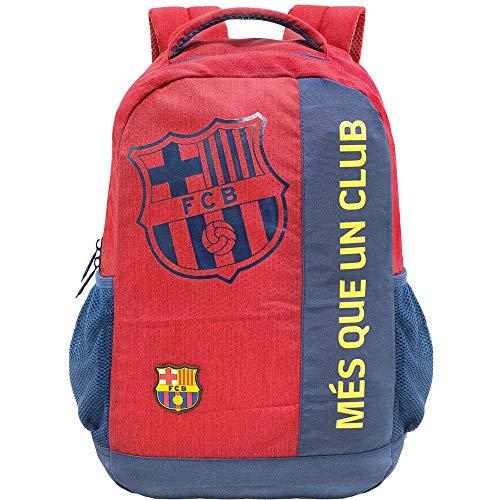 Mochila Esportiva Barcelona B01 - Ref. 9150 Barcelona, Vermelho