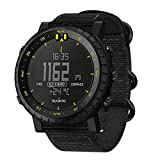 SUUNTO Core, Bussola Unisex Adulto, Black Yellow, Taglia Unica