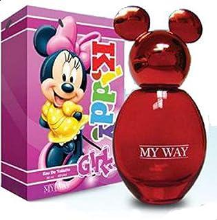 Kiddy Girl Eau de Toilette for Girls, 30 ml