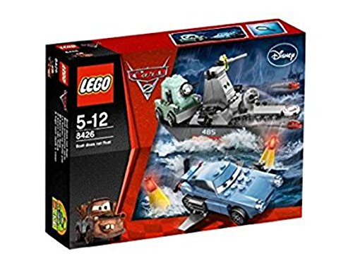 LEGO Cars 8426 - Flucht auf dem Wasser