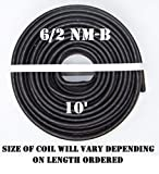 6/2 NM-B x 10' Southwire'Romex' Electrical Cable
