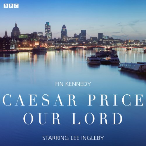 Caesar Price Our Lord audiobook cover art