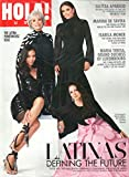 HOLA! USA Magazine [English Edition] April 2019 | Eva Longoria, Gloria Estefan, Zoe Saldana & Rita Morento