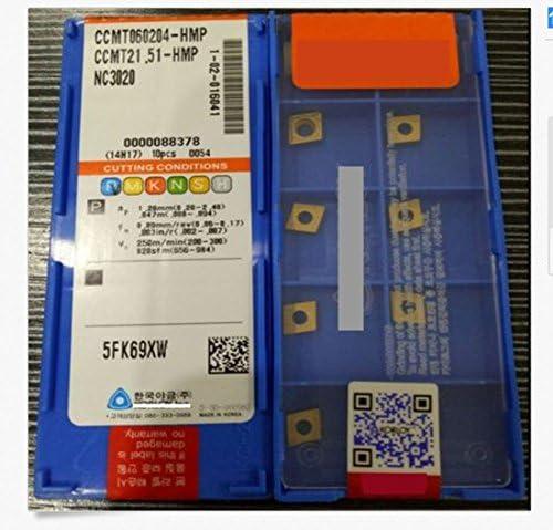 lowest ZIMING--1 lowest CCMT060204-HMP NC3020 CCMT21.51-HMP Carbide Inserts high quality 10PCS outlet sale