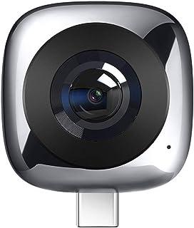 Huawei EnVizion 360 CV60 - Cámara Panorámica 360º VR, Video Dual 13MP, Color Gris
