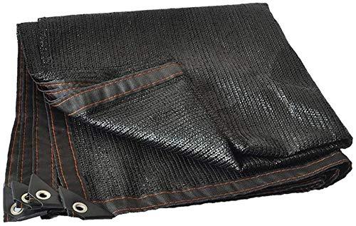 Ombre Tissu Sun Shade 85% charbonné à grande échelle anti-UV Tissu Mesh Utilisé for serres plantent Ombrelle Net Couvrant la plage Canopy peut-être de taille sur mesure (Couleur: Taille: 2x4m) Taille: