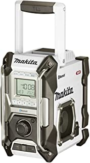Makita MR002GZ01 12V Max to 40V Max Li-ion CXT/LXT/XGT Job Site Radio with Bluetooth - Batteries and Charger Not Included