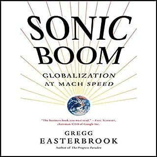 Sonic Boom  Titelbild