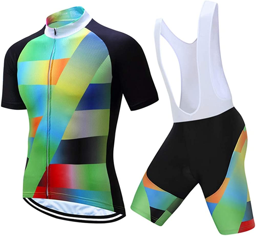 Mens Cycling Jersey Recommendation Short Max 85% OFF Sleeve USA MTB Tops Bike Riding