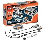 LEGO Technic Set de Motor Power Functions - Bloques de construcción para niños (Multi)