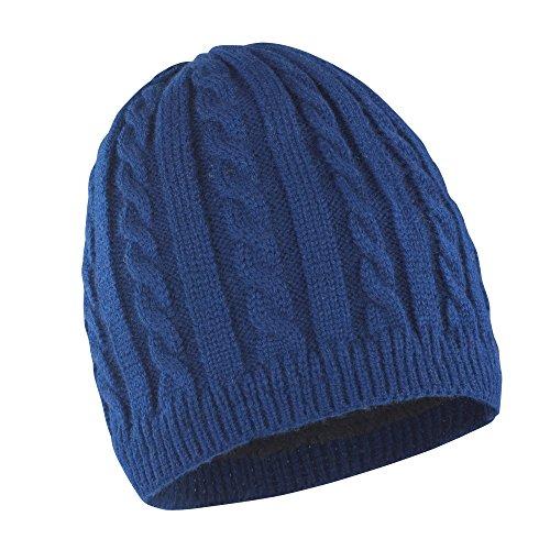 Result - Bonnet tricoté de Marin - Adulte Unisexe (Taille Unique) (Bleu Marine)