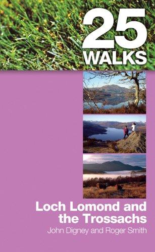 25 Walks: Loch Lomond and the Trossachs