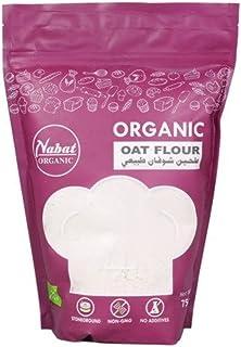 NABAT ORGANIC Oat Flour, 750g
