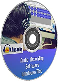 Pro Audio Editing Studio Music Sound Record Edit Software Audacity
