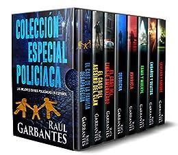 Colección especial policíaca: Las mejores series policíacas en español de [Raúl Garbantes, Giovanni Banfi]