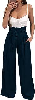 XCVI 2791 Fold Over Side Corduroy Palazzo Wide Leg Pants High Rise Waist NWT