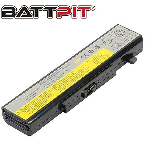BattPit Laptop Battery for Lenovo 45N1045 45N1043 45N1053 L11S6F01 0A36311 0B58693 ThinkPad Edge E430 E430c E530 E530c E540 E545 - High Performance [6-Cell/4400mAh/49Wh]