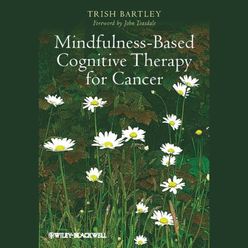 Mindfulness-Based Cognitive Therapy for Cancer cover art