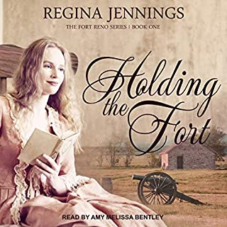 Holding the Fort     Fort Reno Series, Book 1              Written by:                                                                                                                                 Regina Jennings                               Narrated by:                                                                                                                                 Amy Melissa Bentley                      Length: 12 hrs and 2 mins     1 rating     Overall 1.0