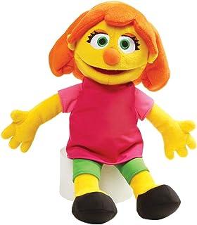 "Gund Sesame Street Julia Inches Stuffed Plush Toy, 14"""